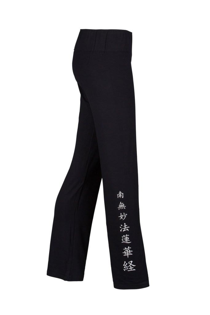 Yoga Pants_Laetitia_Black_NMRK_Side