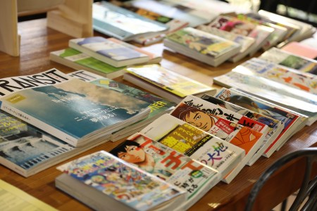 然々の本棚に届いた雑誌やコミックたち!