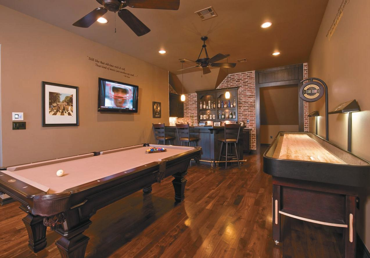 Installing a home gym is easier (and cheaper) than. Game Rooms for Any Style of Play - Zen of Zada