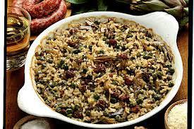 Il riso arrosto è un piatto tradizionale genovese ma che è un po' dimenticato.