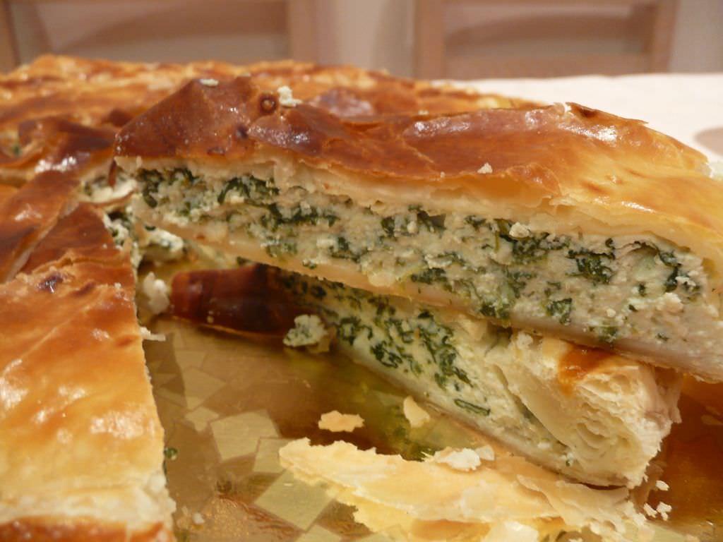 La torta di riso con bietole: una specialità del Ponente che piace a tutti