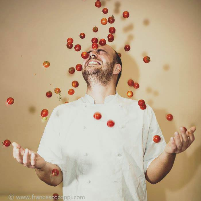 """Davide Cannavino cerca il """"centro"""" per la sua cucina"""