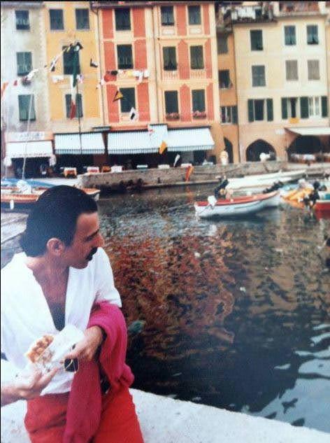 FRank Zappa e la focaccia