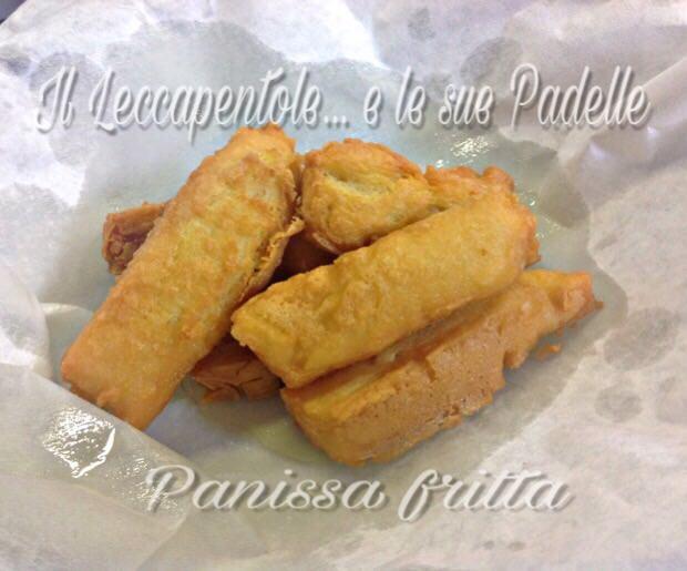 """Panissa fritta: così la """"frigge"""" Fernanda Demuru"""