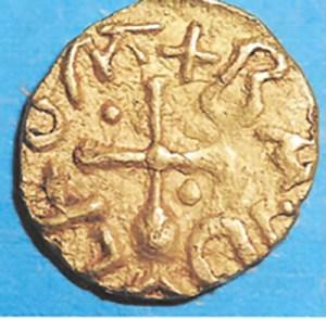 Templar coin