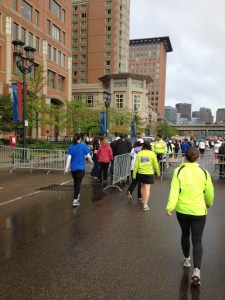 Boston's Run to Remember Half Marathon