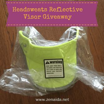 Headsweats Marathon Giveaway