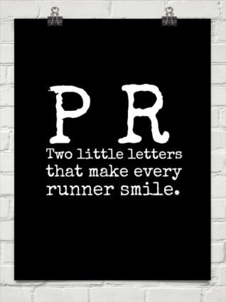 running-pr