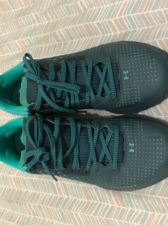 UA Horizon RTT Trail Shoes 1
