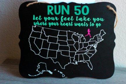 Run all 50 states