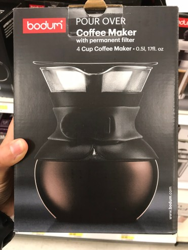 Pour Over Coffee Maker-1