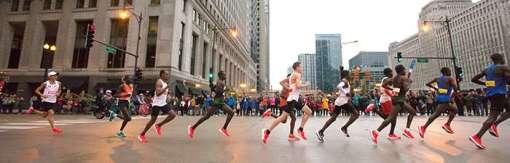 Chicago Marathon Training