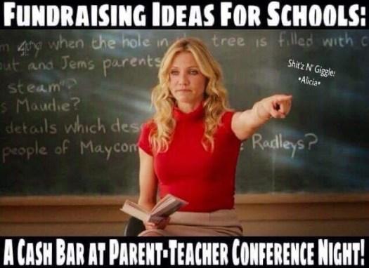 Cash bar for parent teacher conferences.jpg