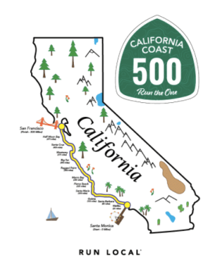 California Coast 500 Virtual Race-2
