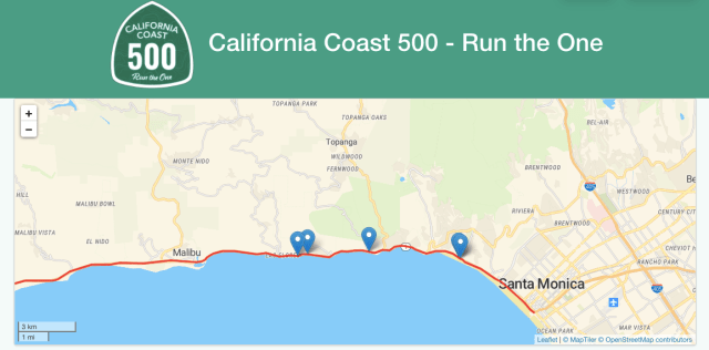 California Coast 500 Virtual Race-5