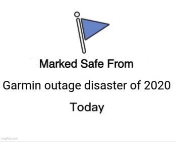 Garmin Outage-1