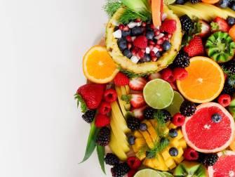 fruit, colors