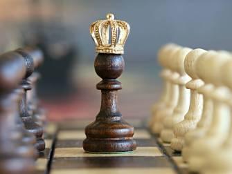 kuningas, shakki
