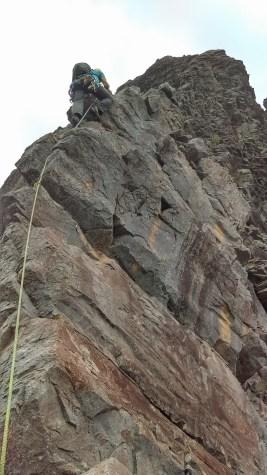 Cornerstone Rib, Warrumbungles
