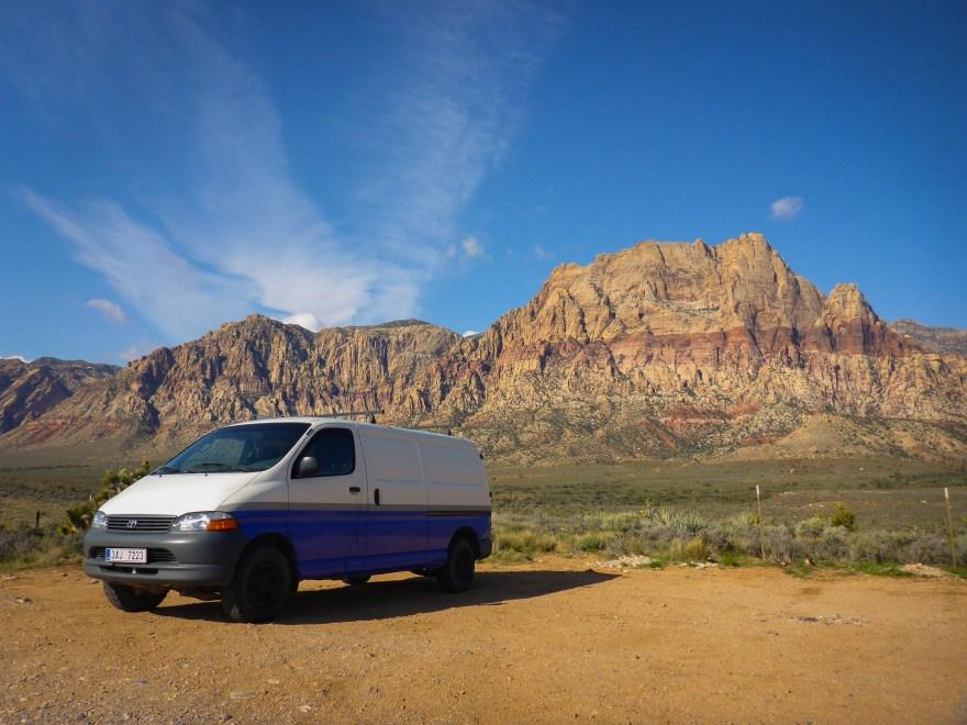 La Tortuga @ Red Rock Canyon