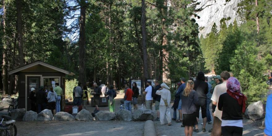 Camp 4 Line up