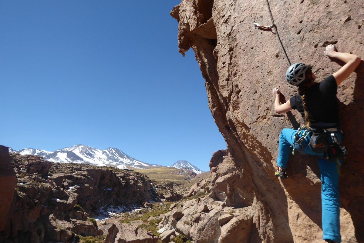 Crag Profile: Socaire, Chile