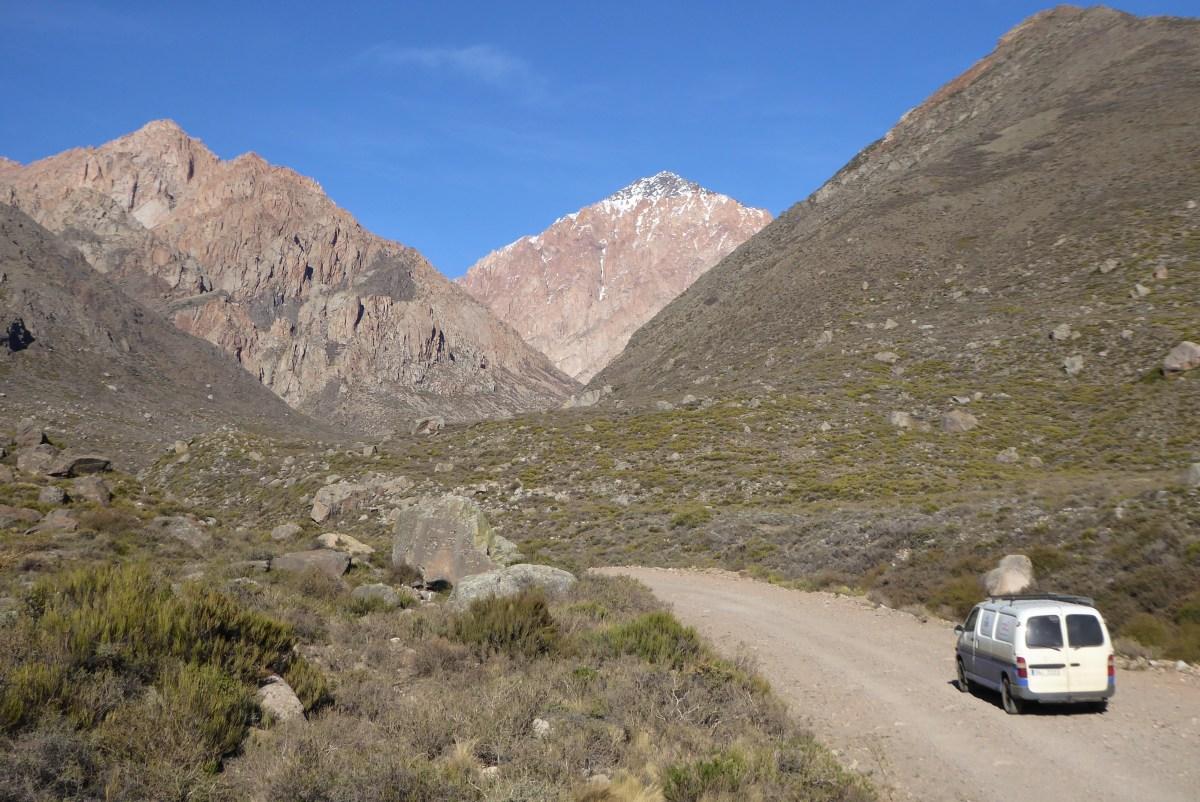 Los Arenales, Argentina, South America
