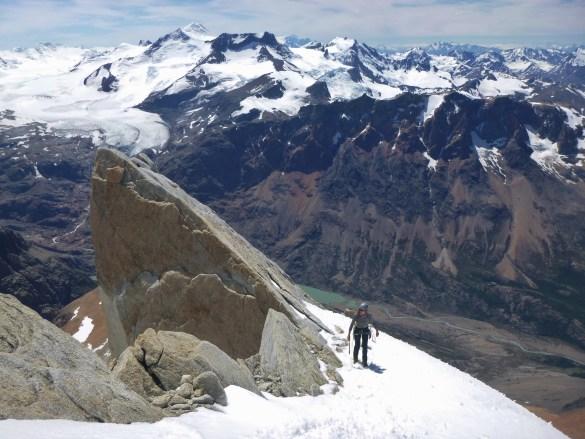 Guillamet Chalten Massif