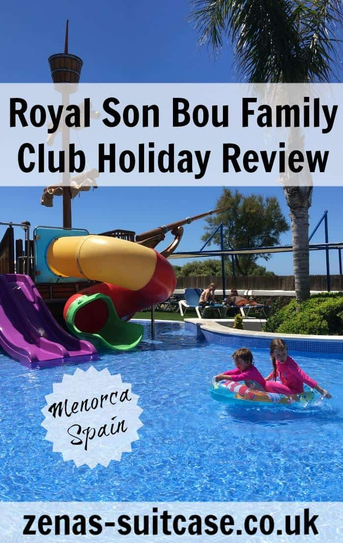 View-from-balcony-at-Royal-son-bou- Royal Son Bou Family Club Holiday Review
