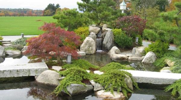 traditional japanese garden design ZEN Associates Traditional Japanese Gardens