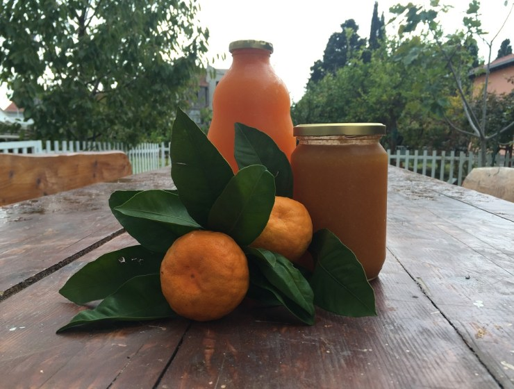 mandarina, mandarine, sok, zdravlje, marmelada