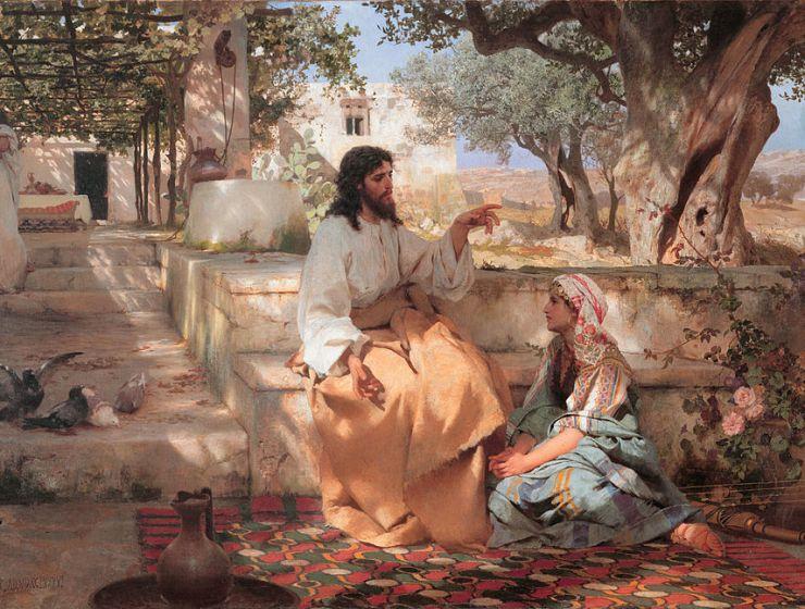 Što znači biti ponizna, kako biti ponizna, marta i marija, zena vrsna, kolumne