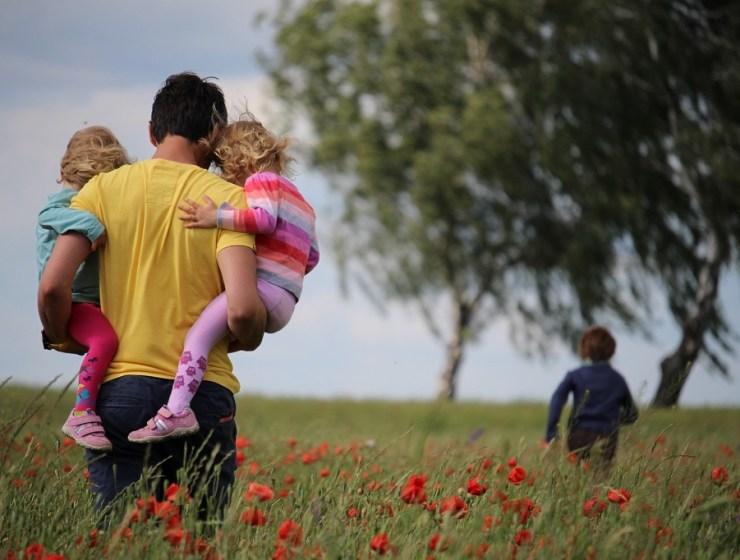 Pravila za katoličke očeve, tata, otac, katolički, katolik, djeca