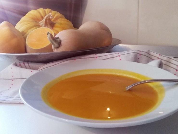 Kremasta povrtna juha