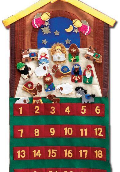Adventski kalendar na katolički način - izradite ga sami