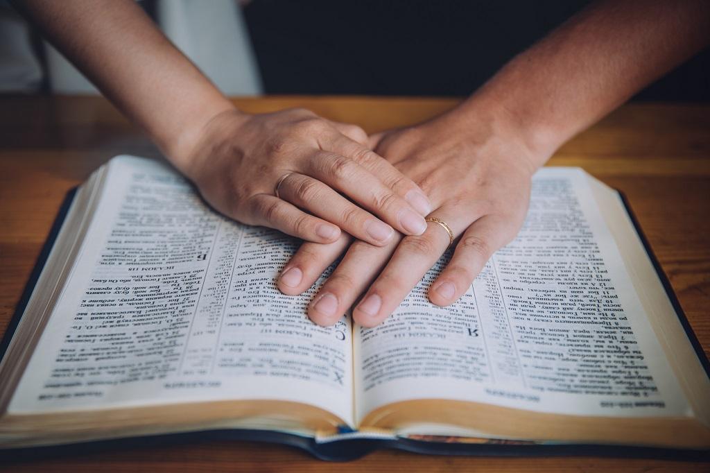 Moliti zajedno s djecom