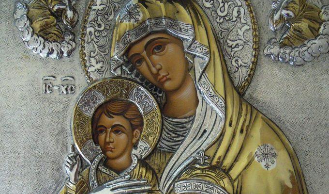 Marija i dijete isus