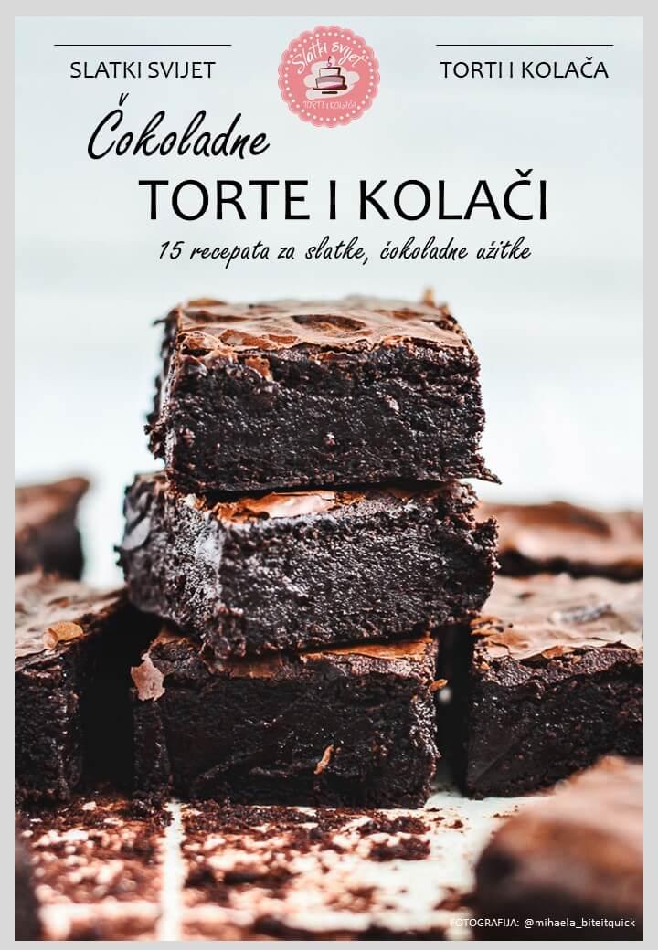 čokoladne torte, čokoladni kolači