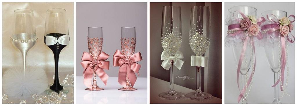 svadba, vjenčanje, čaše