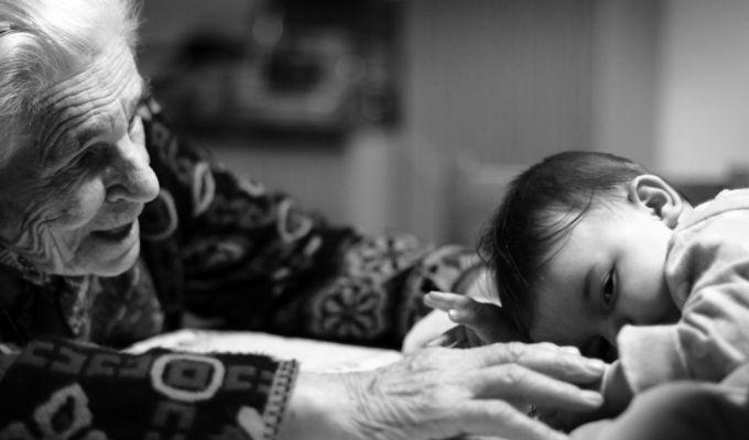 Povezivanje s bakama i djedovima
