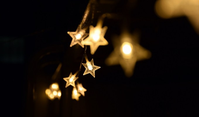 lampice u adventu, adventske lampice, adventska svjetla