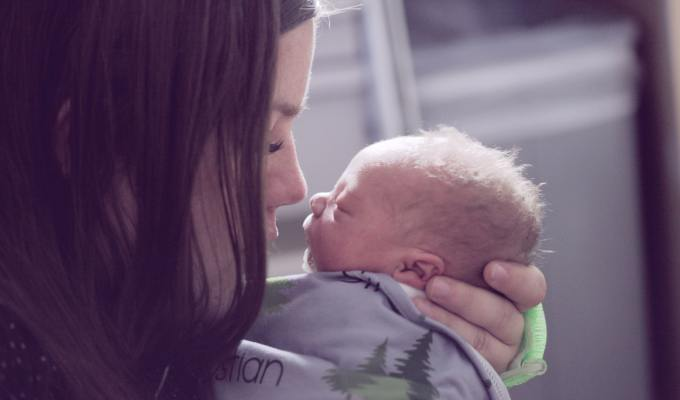 Miris novorođenčeta