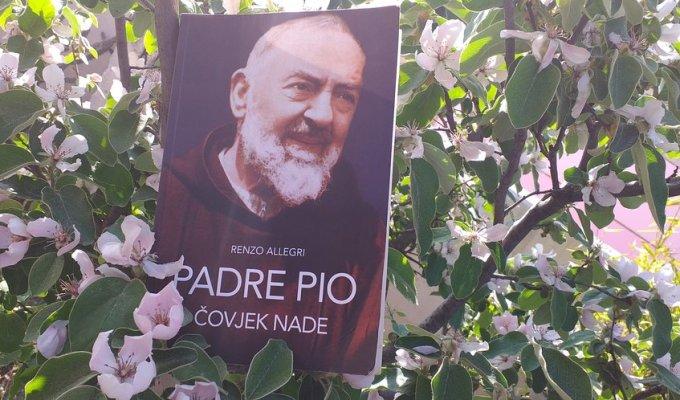 Padre Pio - čovjek nade, knjiga prepuna svjedočanstava