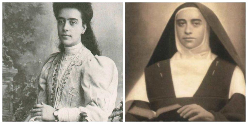 Sveta Maravillas od Isusa – svetica XX. stoljeća   Žena Vrsna