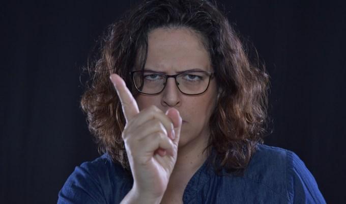 O fizičkom kažnjavanju djece, Odgoj, Odgajateljica, Disciplina