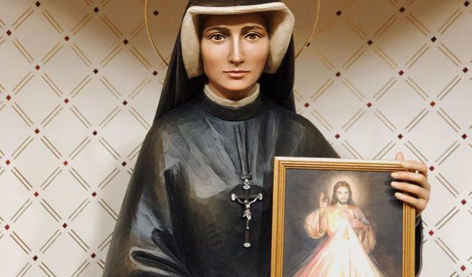Sveta Faustina poziva da uronimo u bezdan Milosrđa