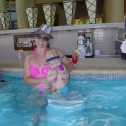 Tips for travelling with a baby - Caribbean with 7 months old