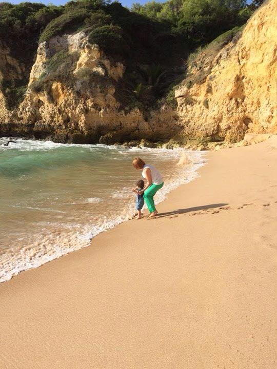 Algarve beach - Vila Vita Parc Hotel