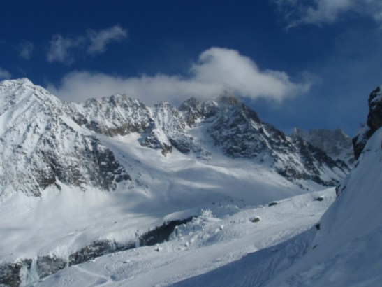 March in Chamonix with kids - ski holidays