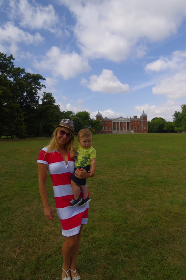 Best half day trips from London: Osterly House and gardens